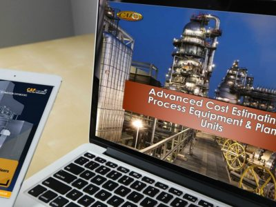 Advanced Cost Estimating – Process Equipment