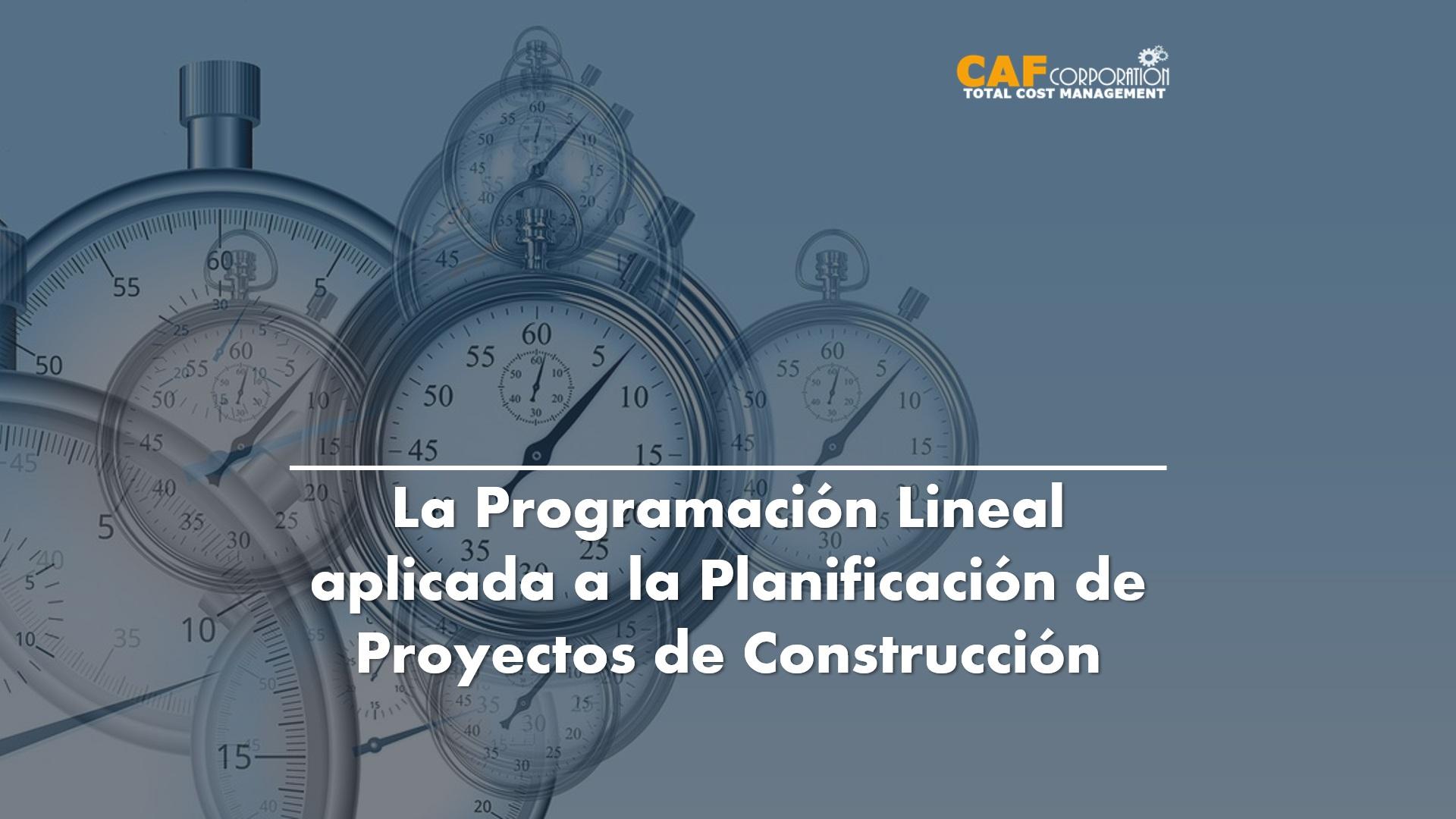 Planificacion Lineal-Course1